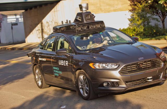 DOJ confirms criminal investigation into Uber vs. Waymo