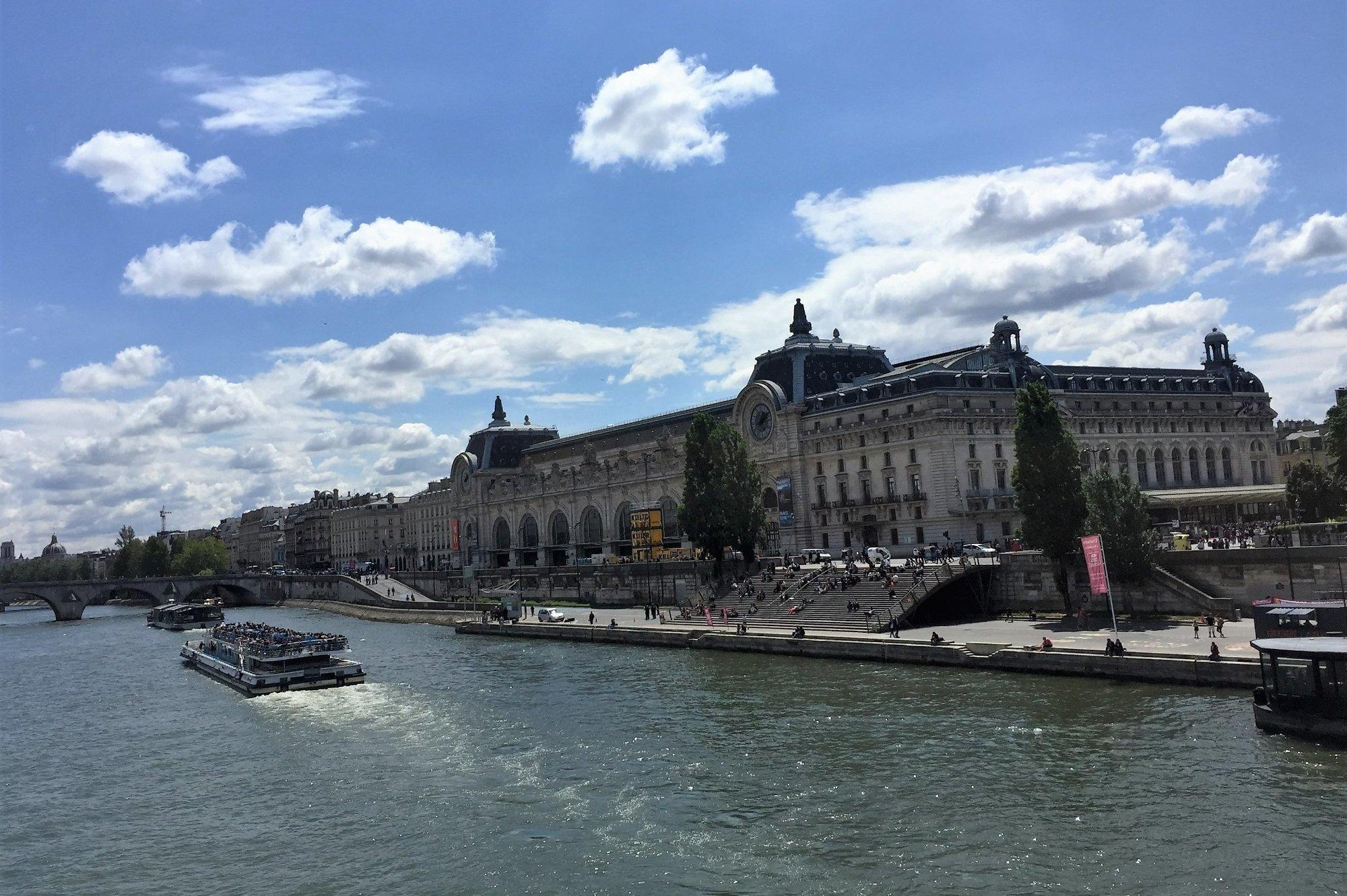 """The Musée d'Orsay has a vast collection of French art and was first established in 1986. The museum is housed in the former railway station, Gare d'Orsay, and exhibits masterpieces from Money, Degas and Van Gogh among others. Visit<a href=""""http://www.musee-orsay.fr/en/home.html"""" target=""""_blank"""">musee-orsay.fr</a> for more information."""