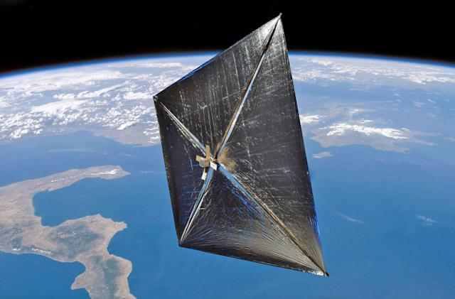 Super-fast magnetic motor keeps tiny satellites on track