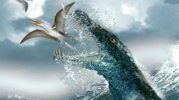 Did Ancient Sea Monster Have Arthritis?