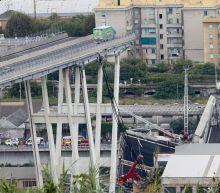 The Latest: Italy authorities raise bridge death toll to 26
