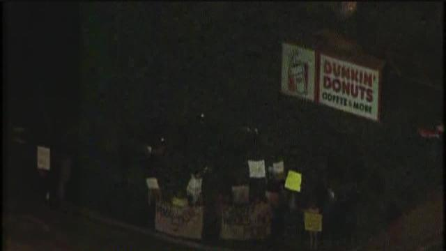 Fast-food strikes return amid push for higher wages