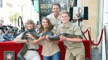 Bindi Irwin Tears Up at Late Father Steve's Walk of Fame Ceremony: 'It's Such a Special Day'