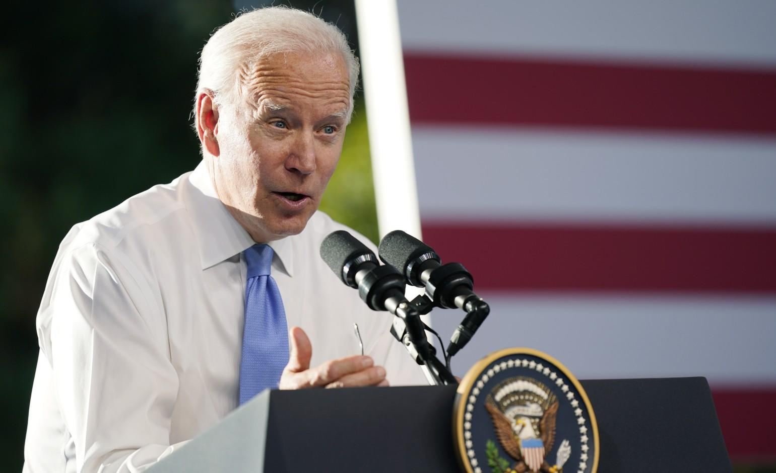 Biden warns Putin of 'action' if Russian election interference and hacks persist
