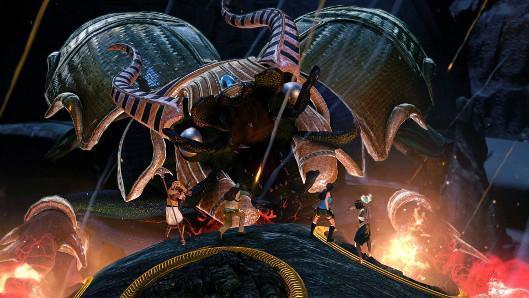 Lara Croft and the Temple of Osiris doesn't mess with success