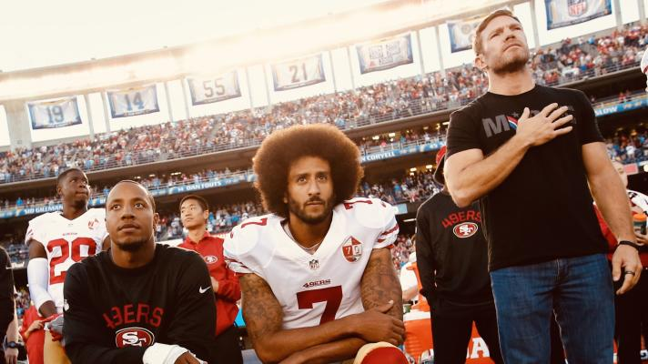 """Veteran Nate Boyer: Taking a knee wasn't disrespectful until """"I saw the knee on George Floyd's neck"""""""