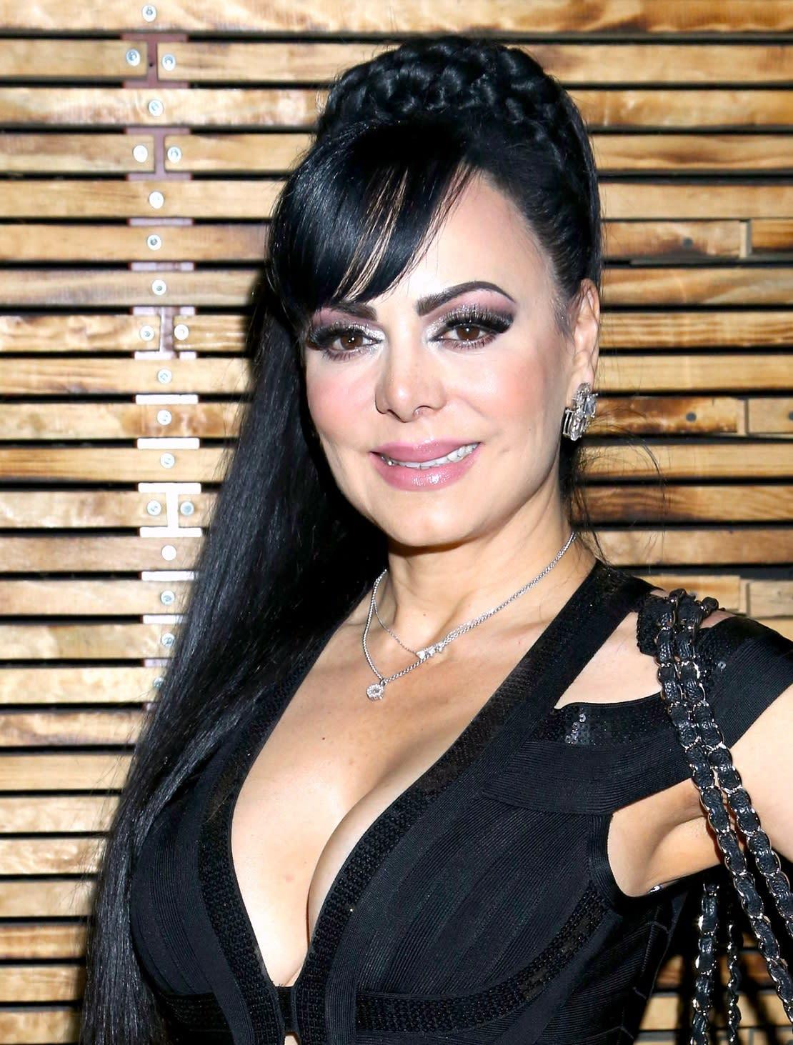 Maribel Guardia lamenta que ofendan a Joan Sebastian