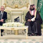 Saudi visit signals Putin's growing Middle East influence