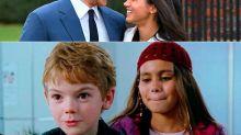 Esta loca teoría afirma que Love Actually predijo el romance entre el Príncipe Harry y Meghan Markle