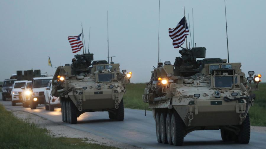 Russia: U.S. 'betrayed' Kurds in Syria