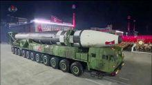 """Funcionário dos EUA expressa """"decepção"""" por míssil da Coreia do Norte"""