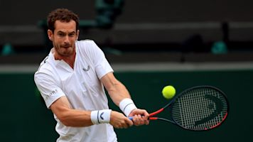 Andy Murray contemplates dropping down to Challenger level to build up match fitness