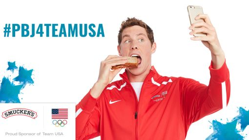 Share Your PB&J With Team USA