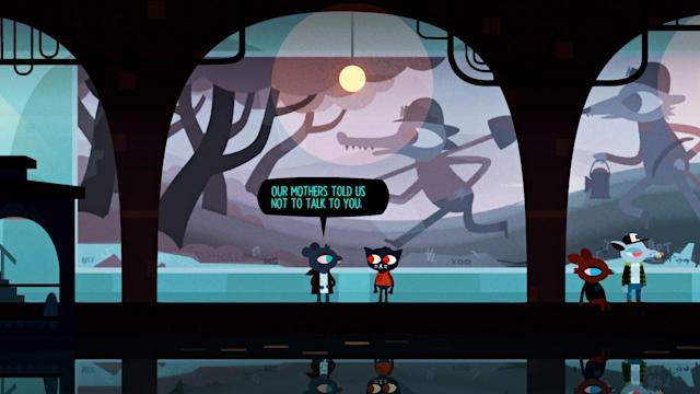 Quirky adventure game 'Night in the Woods' lands in February