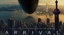 'Arrival' Poster Makes an Architectural Mistake in Hong Kong