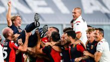 Genoa safe as Lecce relegated from Serie A