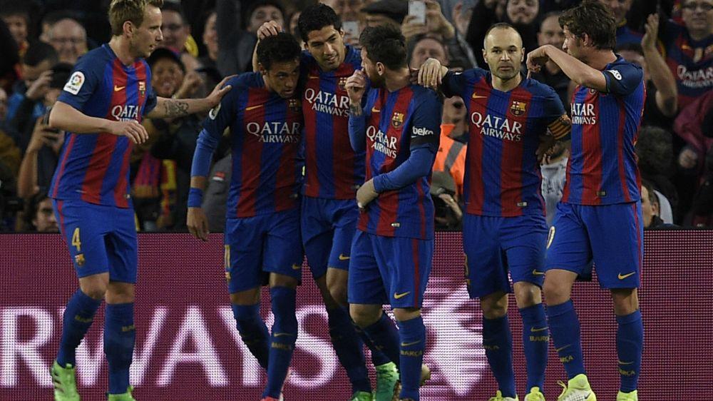 Barcelona 3 x 0 Sevilla: Messi faz dois e Barça segue vivo na briga pelo título de La Liga