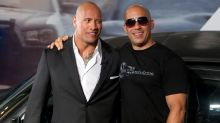 The Rock finally explains his beef with Vin Diesel on 'Fate of the Furious'