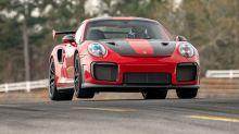 Watch A Porsche 911 GT3 RS Approach Its Official Top Speed