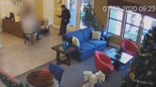 Video captures 93-year-old man shooting worker over apartment dispute