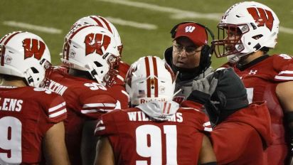 Is Wisconsin game in danger due to COVID-19?