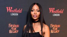 Naomi Campbell explains hazmat suit and other coronavirus precautions