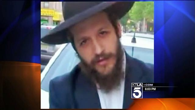 Youth Center Rabbi Arrested on Child Sex Charges in Beverly Hills