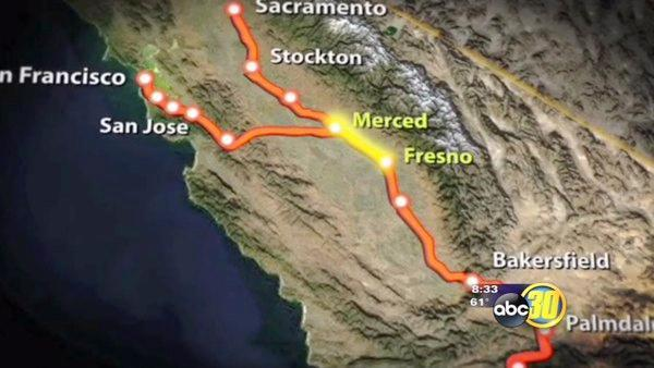 High speed rail to boost jobs for Valley's unemployed