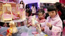 GE slashes dividend by half, Mattel surges on Hasbro takeover talk, Qualcomm rejects Broadcom offer