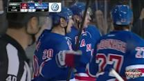 Chris Kreider Goal on Mike Smith (08:11/1st)