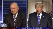 Alec Baldwin Lampoons Bill O'Reilly and Donald Trump at the Same Time on 'Saturday Night Live'