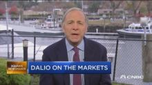 Ray Dalio says the world is long stocks and that will mean trouble in a bear market