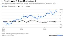 Indian Billionaire's Anglo American Trade Is a Gold Mine