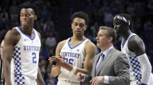 Is Kentucky in real danger of missing the NCAA tournament?