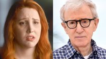 Dylan Farrow describes disturbing alleged behavior by Woody Allen in new HBO doc: 'He was always hunting me'