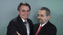 MBL aponta que Bolsonaro quebrará promessa de campanha se não demitir ministro