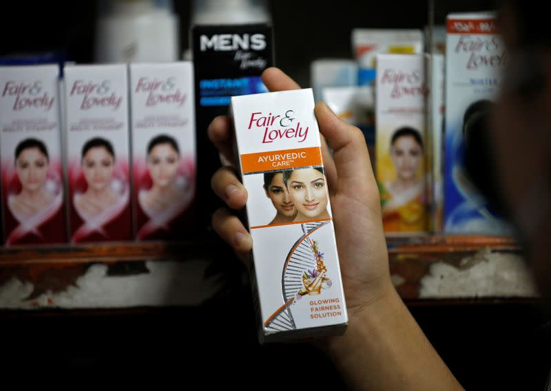 Unilever's India unit to rebrand 'Fair & Lovely' cream to 'Glow & Lovely'