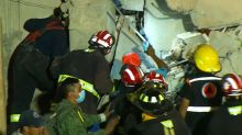 Devastating earthquake in Mexico leads to race for survival