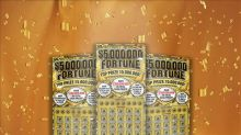 The wrong lottery ticket ends up winning $5 million for man in North Carolina