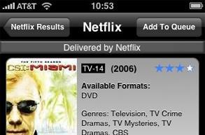i.TV app brings Netflix queue management to iPhone / iPod touch