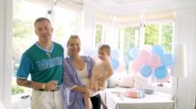 Second child on the way for Macklemore and wife Tricia