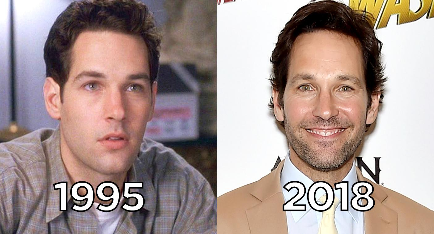 Why Actor Paul Rudd Doesn T Seem To Age