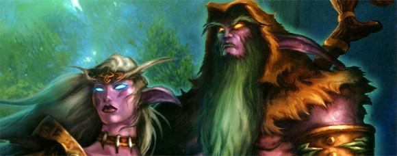 Know Your Lore: Current Alliance politics -- the Night Elves, Part 1