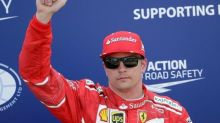 Raikkonen takes Monaco pole on Ferrari front row