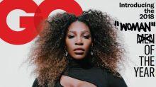"""La couverture de la Femme de l'Année GQ avec Serena Williams est qualifiée de """"super bizarre"""" sur Twitter"""