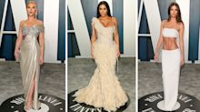 Vanity Fair Oscars party: Kim Kardashian, Emily Ratajkowski and Scarlett Johansson lead best-dressed
