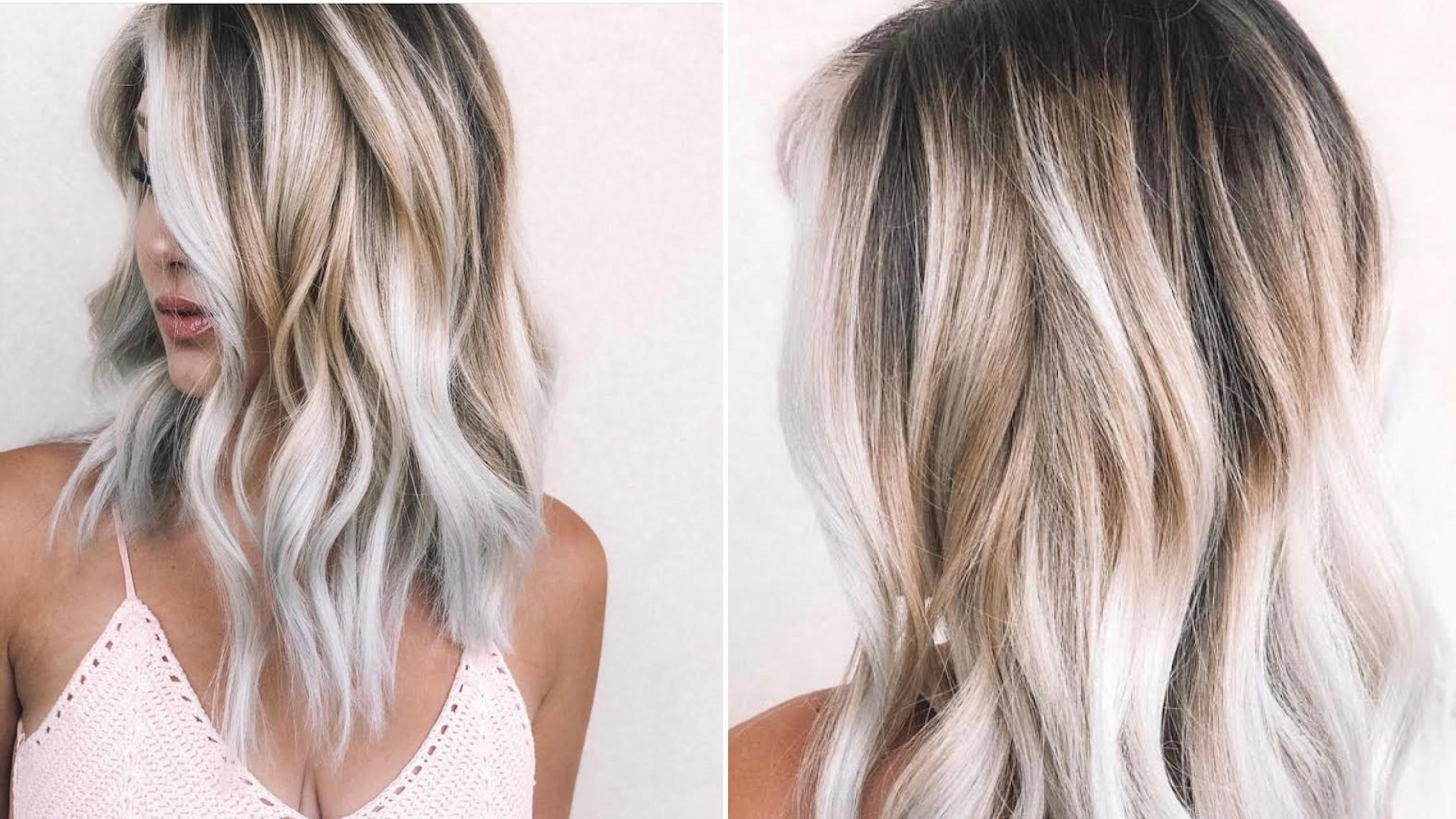Toasted Coconut Hair Is The Easiest Way For Brunettes To Go Bronde