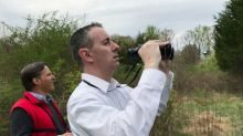 On Earth Day, an environment-minded Republican turns to birds