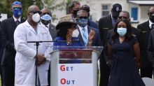 Miami Black leaders launch vaccine campaign to counter hesitancy after J&J pause