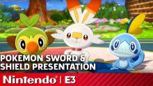 Pokemon Sword & Shield Full Presentation | Nintendo Direct E3 2019